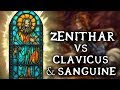 Skyrim: Zenithar Vs Clavicus & Sanguine - Elder Scrolls Lore
