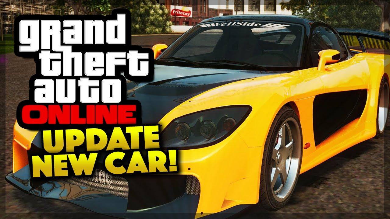 Gta  New Cars Update