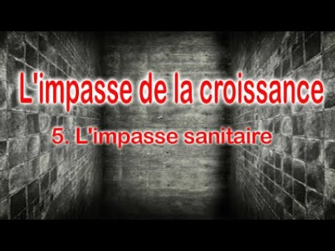 Christian Laurut - L'impasse de la croissance : 5. L'impasse sanitaire