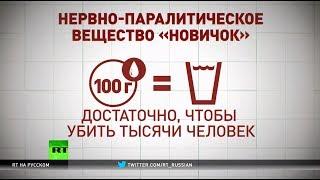 ОЗХО опровергла свои же данные о количестве использованного для отравления Скрипалей вещества