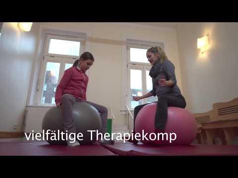 Krankengymnastik für Kinder - Infoformationsfilm über die Praxis Schiebold Kroll in Hamburg