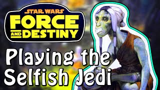 Star Wars RPG: Jedi Consular Ascetic Review and Guide