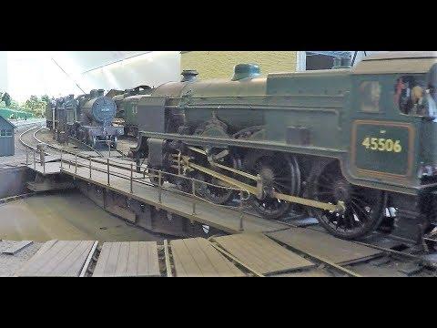 THE SOMERSET & DORSET RAILWAY MAY 2019