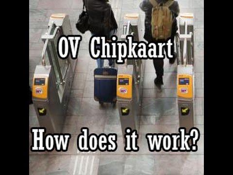 Dutch Trainticket-System: OV-Chipkaart (English Version)