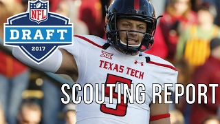 Patrick Mahomes II Scouting Report - 2017 NFL Draft Profile