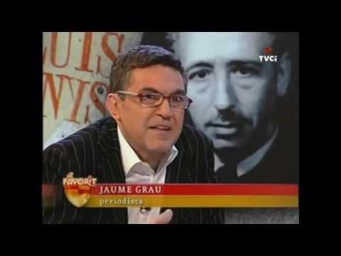 Lluís Companys El Favorit de TV3