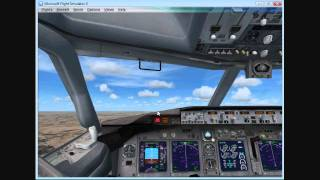 Flight Simulator X Tutorial for Beginners Part 2 Taking off from the Airport