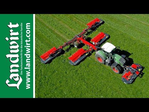 SIP Mähwerk mit 15 m Arbeitsbreite | landwirt.com