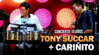 Deyvis Orosco Concierto 10 Años - Tony Succar + Cariñito