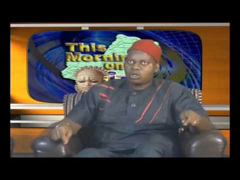 On This Morning ON ITV: Nnamdi Kanu's trial: The Timeline Of a Trial