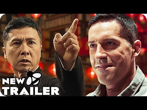 IP MAN 4 Trailer (2019) Donnie Yen, Scott Adkins Martial Arts Movie