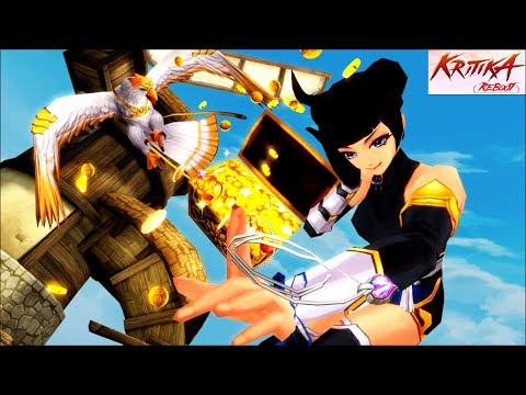 Kritika Reboot Hongryoung (Archer) Gameplay: The Return