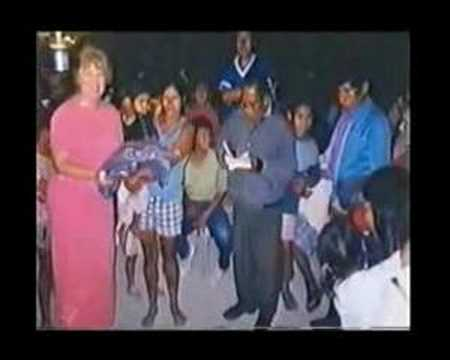 Familia Bragg en mision version Peru
