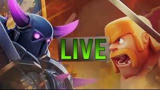 Clash of Clans live overview in pongal festival#33 Tamilgamesandtech