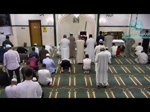 Masjid Aqsa Virtual Tour - Mufti Adam Ismail