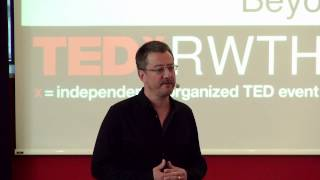 Beyond leadership: Patrick Cowden at TEDxRWTHAachen