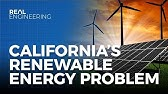 California&#39s Renewable Energy Problem