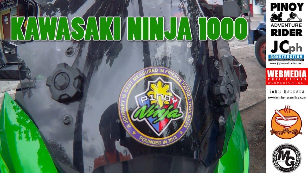 Download KAWASAKI NINJA 1000, Pinoy NINJA Club, More Airsoft