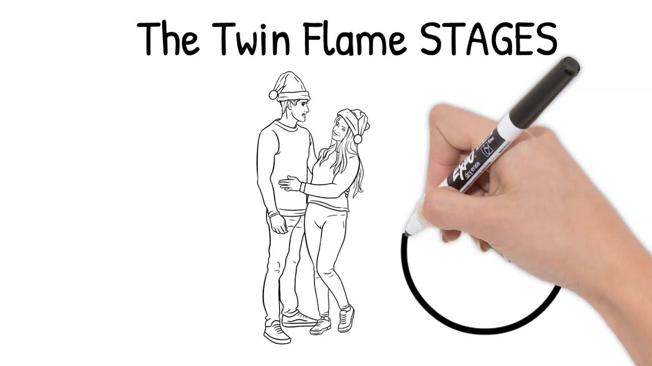 Stage twin flame testing #1 Twin