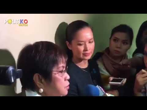 Nakakapagtaka, paiba-iba ang statement ng Luzon Development Bank - Atty. Kapunan