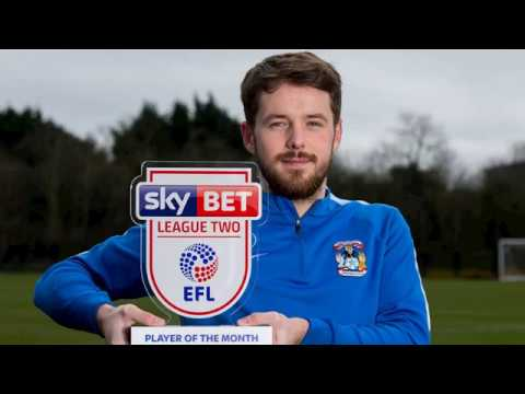Marc McNulty  Coventry City goals 2017-18
