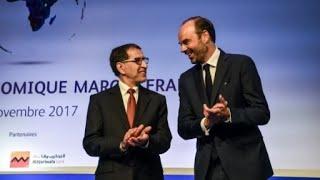 رئيس الوزراء الفرنسي إدوار فيليب في زيارة رسمية إلى المغرب