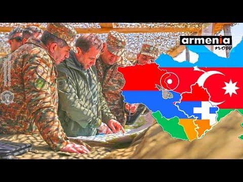 Армянская земля у Азербайджана: Тоноян просматривал Арцвашен