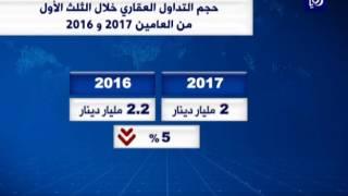 تراجع حجم إعفاءات الشقق 11% خلال الثلث الأول من العام - (6-5-2017)