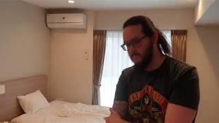 Gambar cover Japan Vlog: Airbnb Room tour (Tokyo)