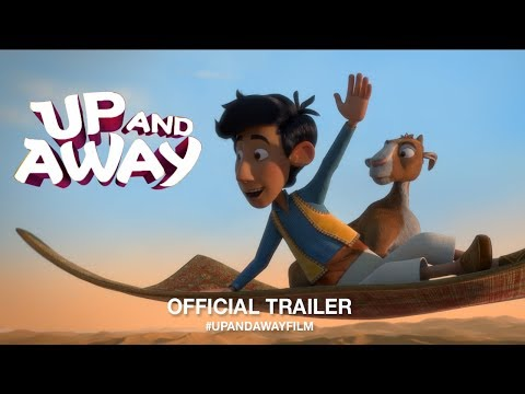 Up And Away (2018) | Official Trailer HD