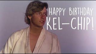 Luke Skywalker ~ Happy Birthday DeadRedPens!