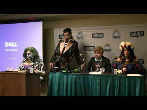 Against Cosplay Bullying Long Beach Comic Expo 2016