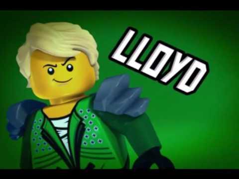 Ninjago zane jay cole kai lloyd omfg i love you youtube - Ninjago kai jay zane cole lloyd ...