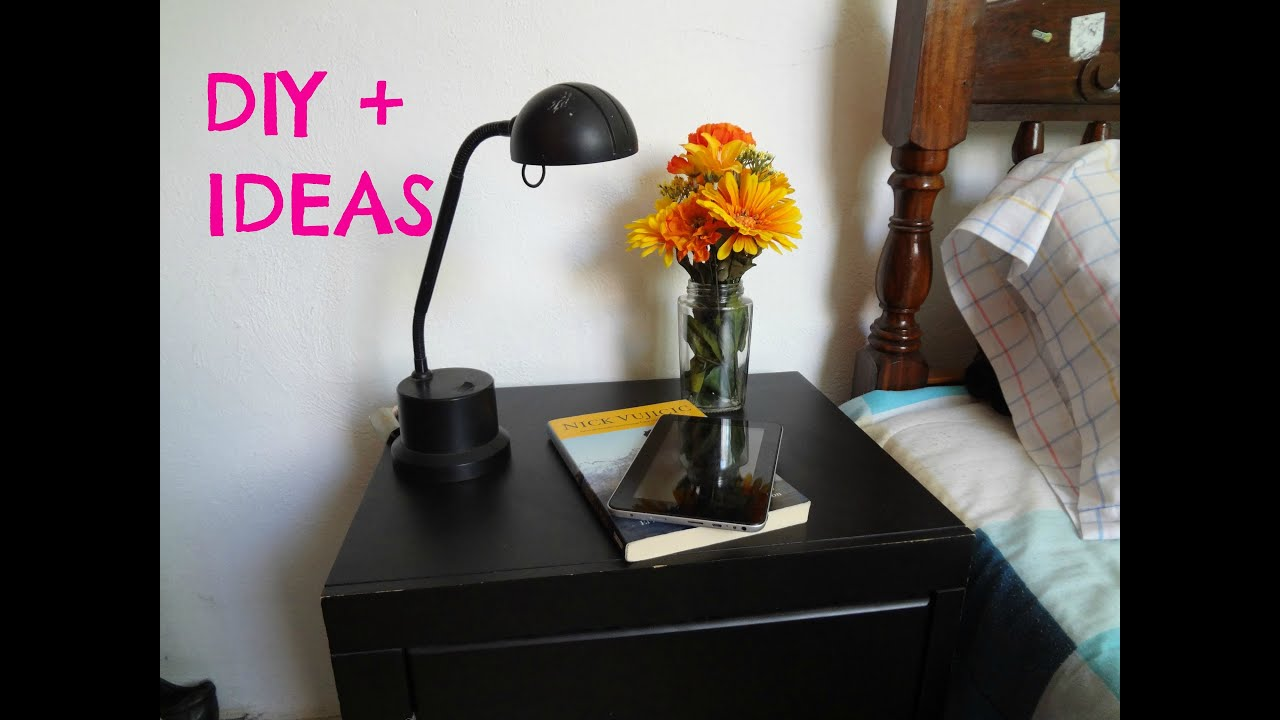Ideas para decorar mi cuarto habitaci n barato y bonito diy youtube - Como decorar mis fotos ...