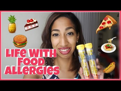 STORYTIME: Living Life with SEVERE Food Allergies: Peanut Allergy, Gluten Free & Epi-pens | Blog