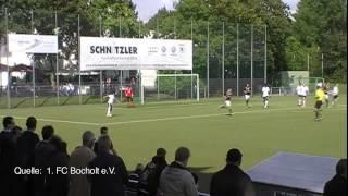 VfB Hilden gegen 1. FC Bocholt