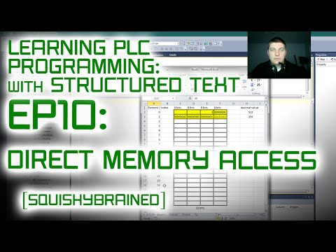 Learning PLCs with Structured Text - EP10 - Pointers and Memory Manipulation