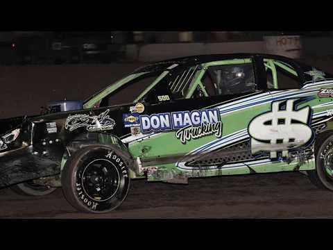 6/8/19 IMCA Stock Car Main Event Canyon Speedway Park