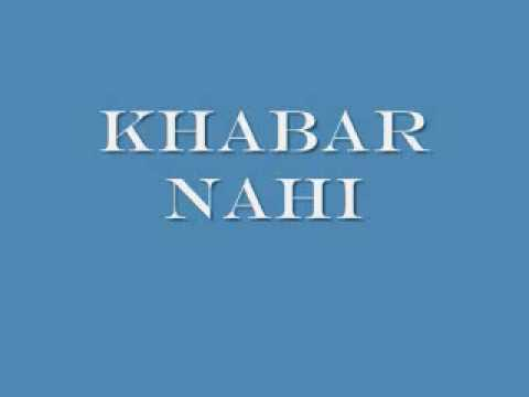 Khabar Nahi