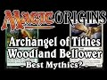 Magic Origins: Archangel of Tithes, Woodland Bellower Spoilers