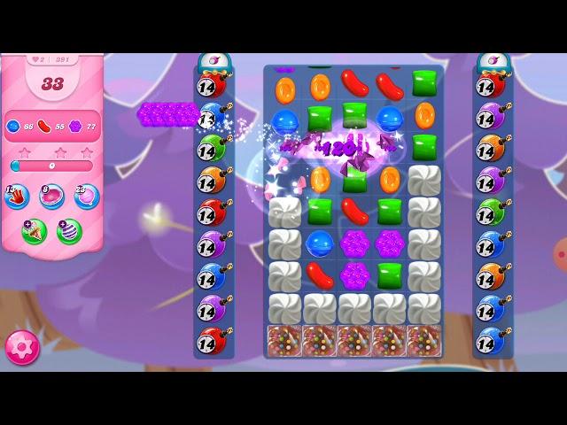 Candy Crush Saga niveau 391