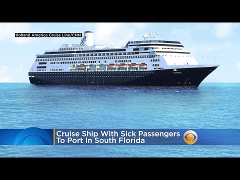 Holland-America-Cruise-Ship-With-42-Sick-People-Headed-To-Port-Everglades