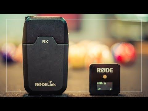 RODE Wireless GO vs Rodelink Filmmaker kit | Sound Test & More