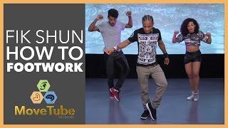 Fik-shun How to dance Fancy Footwork