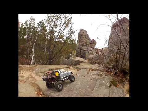 Backyard Bashers: Rock Crawling Adams Wisconsin
