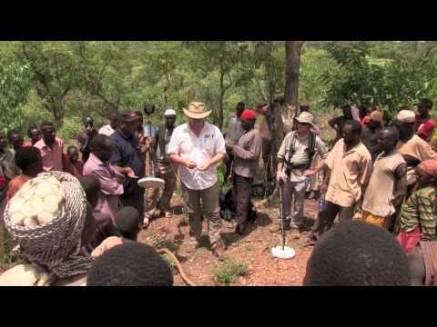 Guldstrom and Minelab in Ethiopia