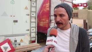 اتفرج | محمود حجازي: «ونوس» أول تجربه حقيقة لي.. والعمل مع يحيى الفخراني «شرف»