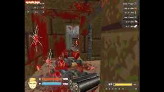 ultimate brutal doom 2 hardcore edition v19 gameplay part 2