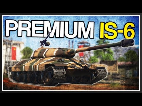 Never Pre-order | ☭ IS-6 AB & RB | War Thunder 1.67