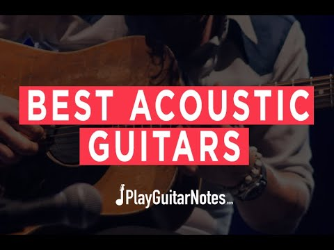 Best Acoustic Guitars - 2021